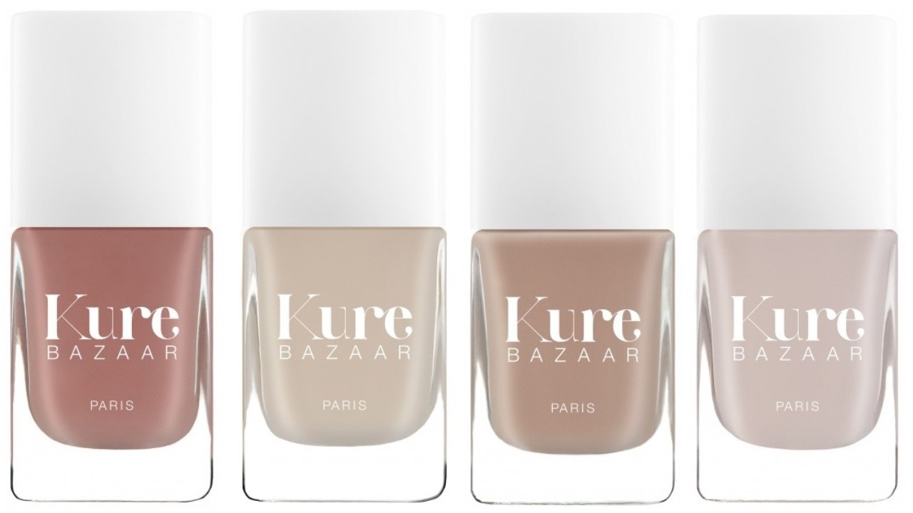 Kure Bazaar unveils SS18 natural nail polishes