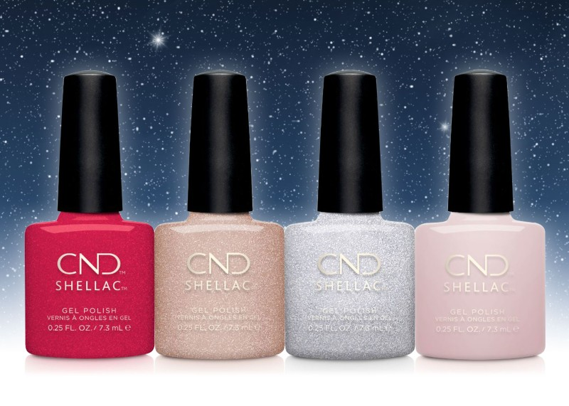 Cnd Unveil Night Moves Winter Nail Collection