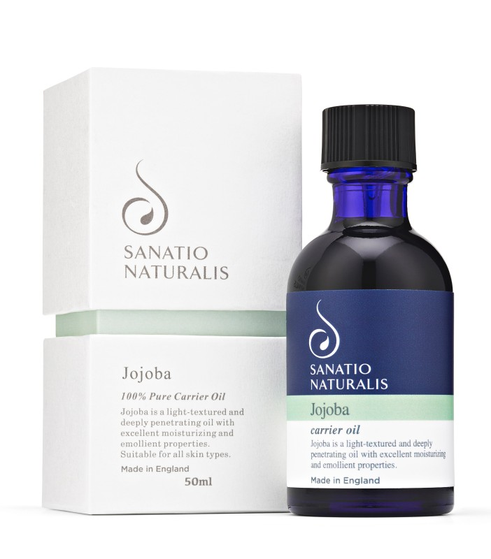 Jojoba oil for skin, hair & nail health